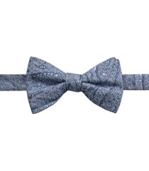 ryan seacrest distinction men's atwood paisley pre-tied bow tie, created for macy's