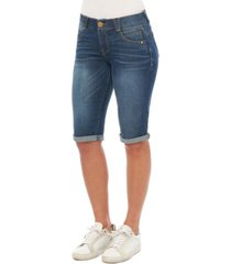 "democracy women's ""ab"" solution bermuda short"