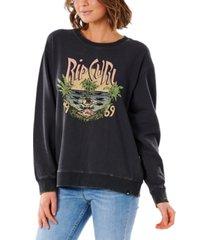 rip curl juniors' north shore sweatshirt
