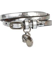 alexander mcqueen double turn bracelet