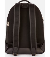 ps paul smith men's signature stripe backpack - black