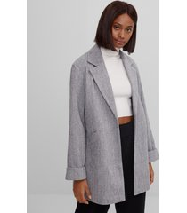 korte jas in recht model