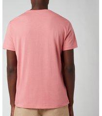 polo ralph lauren men's crewneck t-shirt - desert rose - xxl