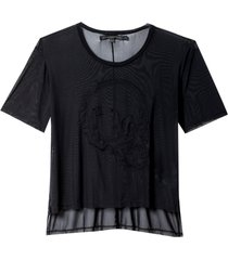 t shirt line (preto, gg)