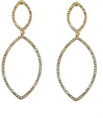 women's panacea crystal marquis earrings