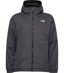 m quest insulated jk outerwear sport jackets grå the north face