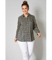 blouse janet & joyce dennengroen
