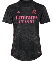 real madrid women's third jersey t-shirts & tops football shirts svart adidas performance