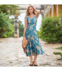 bluebird sky dress