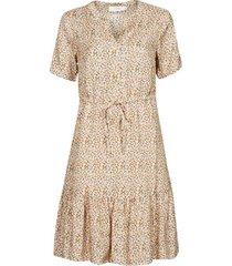 korte jurk cream julia dress
