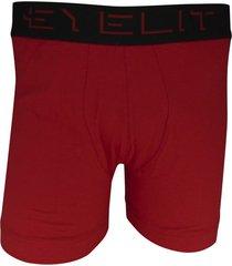 boxer rojo eyelit 594