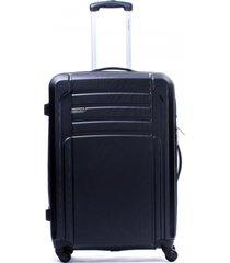 maleta rome negra 24 calvin klein