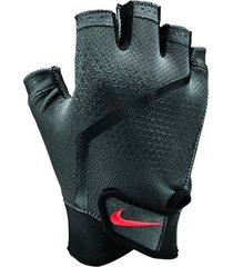 guantes nike extreme lightweight fitness para hombre - negro