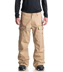 pantalon snowboard hombre code café dc