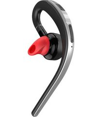 audífonos bluetooth estéreo inalámbricos deportivo con mic - plata
