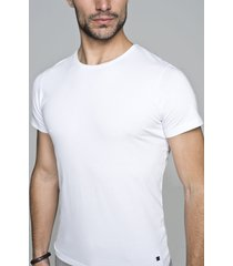 t shirt rodan biały