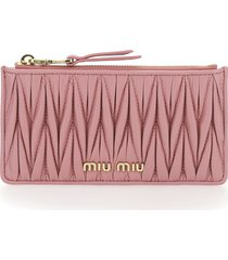 miu miu card holder