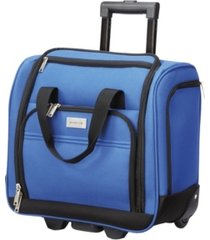 "geoffrey beene 16"" underseater carry-on"