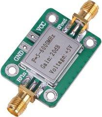5m-6ghz de potencia de señal de rf de banda ancha módulo amplificador