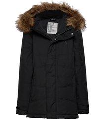 downhill winter jacket outerwear snow/ski clothing snow/ski jacket zwart isbjörn of sweden