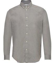 liam bx shirt 11039 overhemd casual grijs samsøe samsøe