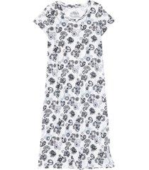 camicia da notte lunga (bianco) - bpc bonprix collection