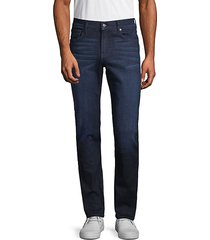 classic slim-fit jeans