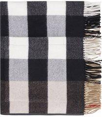 burberry wool and cashemre scarf