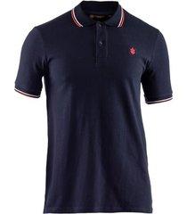 polo shirt korte mouw lumberjack cm45940 009 506