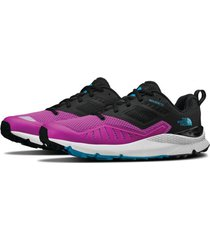 zapatilla rovereto running morado the north face