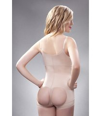 "butt lifter bodysuit underbust ""pearle"" - fajas reductoras colombianas"