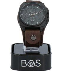 reloj onex marrón bsoul