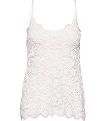 strap top t-shirts & tops sleeveless wit rosemunde