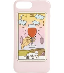recover the wine iphone 6/7/8 plus case -