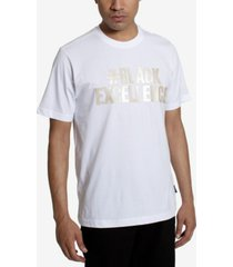 sean john black excellence men's tee