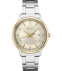 seiko men's 50th anniversary stainless steel bracelet watch 40.6mm - a special edition