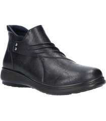 easy street jo comfort booties women's shoes