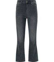 jeans codam high kick flare 7/8