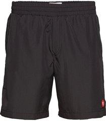 roy shorts zwemshorts zwart wood wood