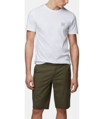 boss men's slim-fit chino shorts