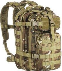 mochila militar invictus assault cam. multicam