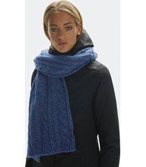 sciarpa in misto lana