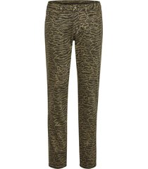 lottecr printed twill broek - coco fit bci