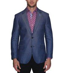 tailorbyrd men's fancy herringbone textured sport coat