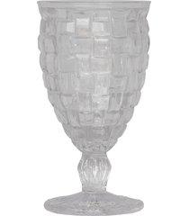conjunto 6 taças de cristal – lodz