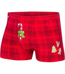 bokserki candy cane 017/42 merry christmas