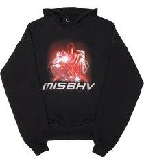 misbhv crystals hoodie