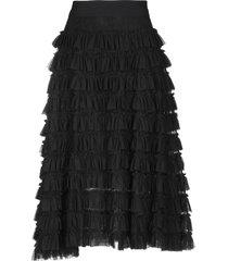 anna rachele jeans collection 3/4 length skirts