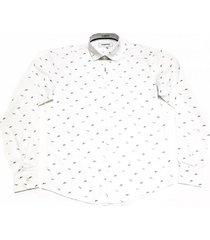 camisa blanca prototype honey