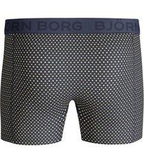 bjorn borg boxershort 2pak structure blue
